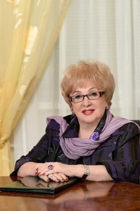 Нэлла Матвеевна ПРУСС